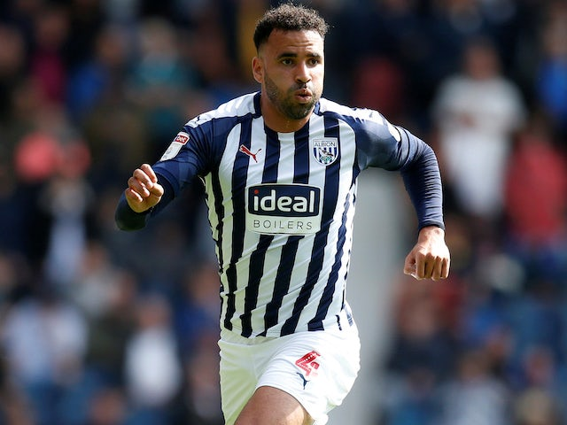 Result: Hal Robson-Kanu strikes late to keep West Brom top of the league