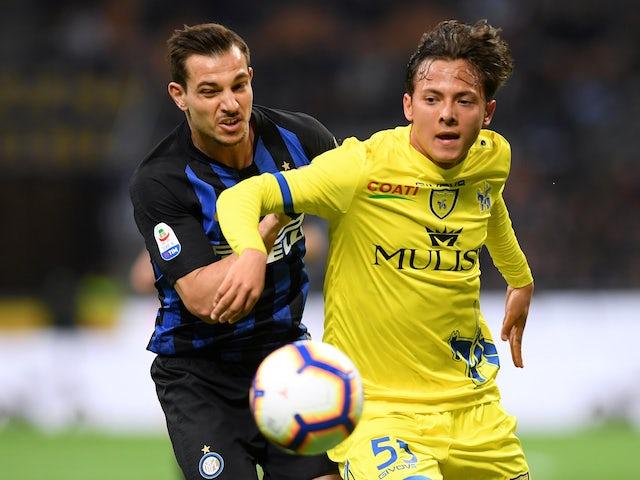 Chelsea 'send scouts to watch Chievo forward Vignato'