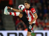Jan Bednarek in action for Southampton on September 20, 2019