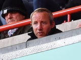 Charlton Athletic manager Lee Bowyer pictured on October 19, 2019