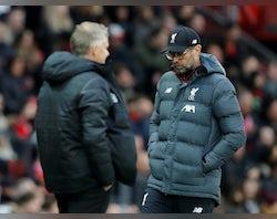 Man United on longest winless run against Liverpool since 2002