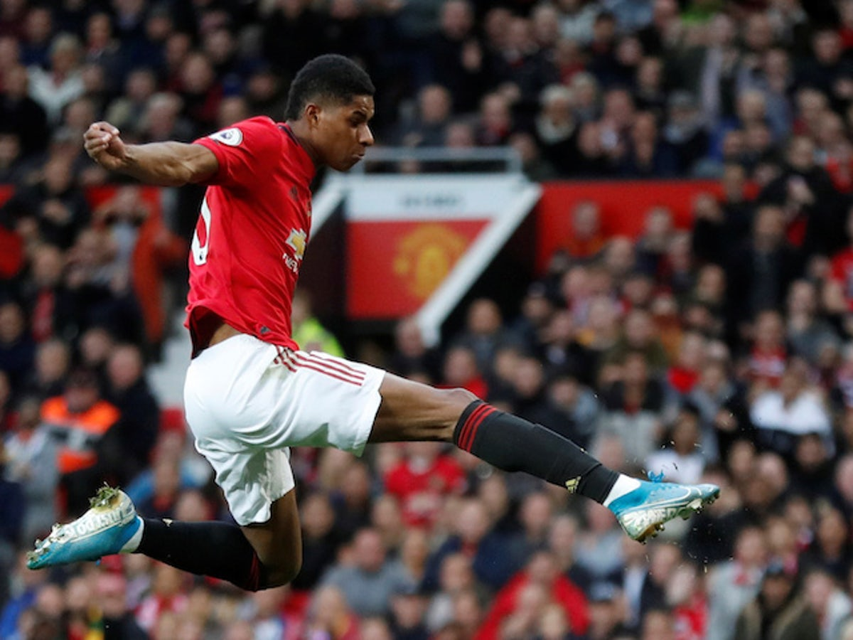 Marcus Rashford Admits Disappointment After United Held To Draw By Liverpool Sports Mole