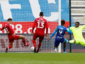 Jamal Lowe's maiden Wigan goal enough to see off Forest