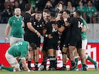 Result: Dominant New Zealand punish Ireland to set up England semi-final