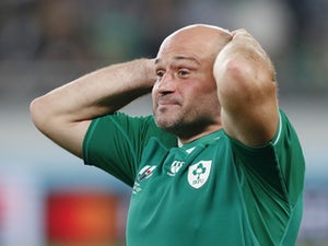 """Tearful Rory Best thanks """"unbelievable Irish crowd"""" as he bids farewell"""