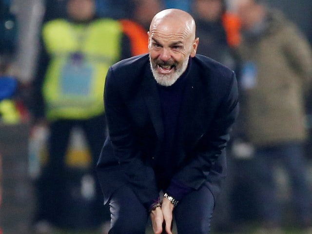 Result: Stefano Pioli denied first win as AC Milan boss by last-gasp Lecce leveller