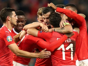 Switzerland dent Republic of Ireland Euro 2020 qualifying hopes
