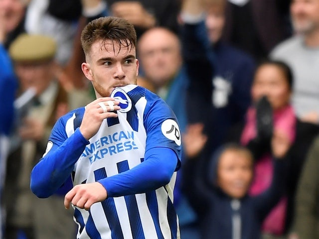 Image result for Aaron Connolly (Brighton & Hove Albion)