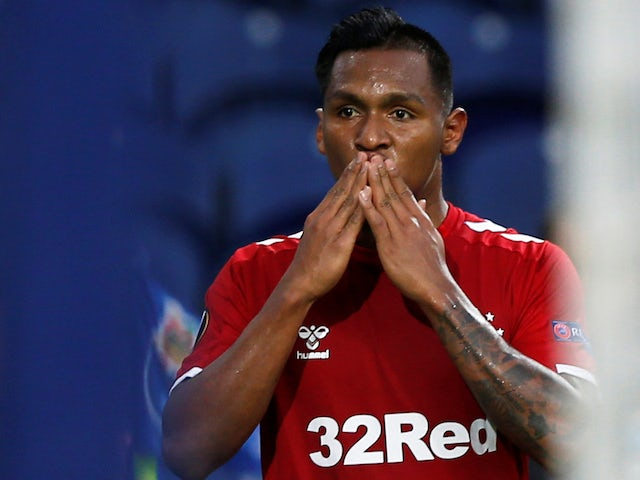 Atletico planning move for Morelos?