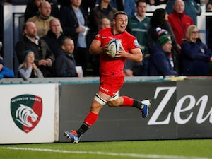 Saracens up and running with victory over Leicester Tigers