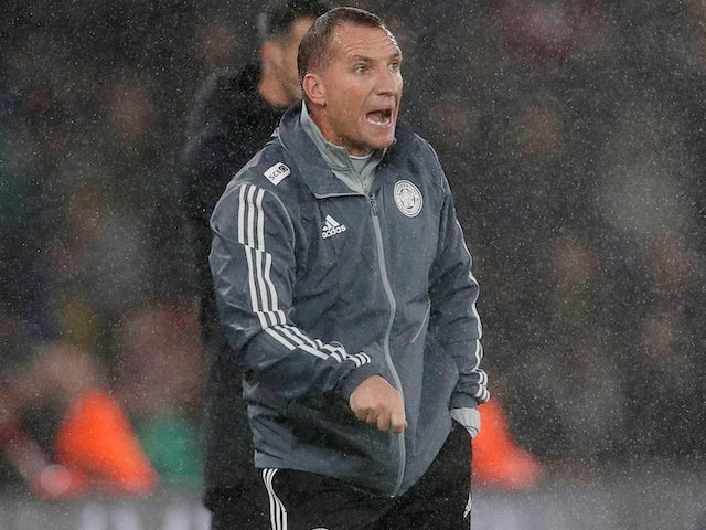 Brendan Rodgers rules out taking Arsenal job