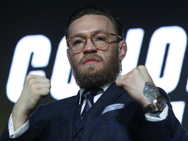 Conor McGregor reveals desire to win world boxing title