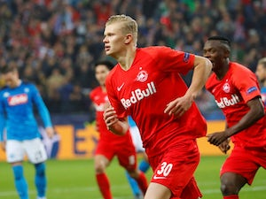 Bayern Munich 'withdraw from Erling Haaland race'