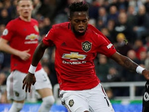 Fred challenges Manchester United to build on Liverpool draw