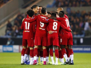 In Pictures: Genk 1-4 Liverpool