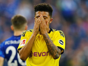 Borussia Dortmund 'will not sell Jadon Sancho this month'