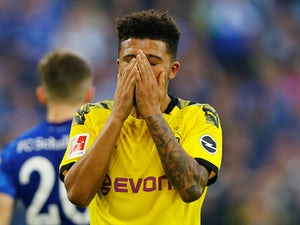 Borussia Dortmund, Schalke play out goalless derby draw