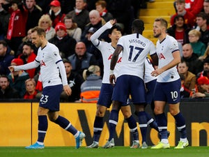 How Spurs could line up against Everton