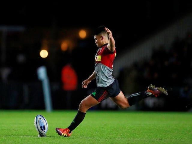 Marcus Smith to make British and Irish Lions debut against the Stormers