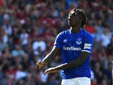 Moise Kean in action for Everton on September 15, 2019