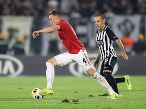 Phil Jones attracting interest from Italy?
