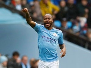 Man Utd 'considering move for Man City's Sterling'