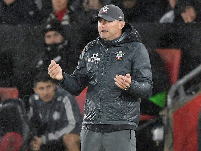 Southampton manager Ralph Hasenhuttl on October 25, 2019