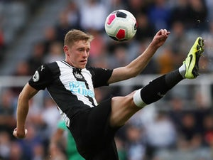 Team News: Sean Longstaff a doubt for Newcastle against West Ham