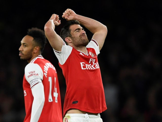 Sokratis plays down importance of Arsenal captaincy after Granit Xhaka axe