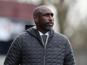 Sol Campbell encouraged despite defeat in opening Southend match