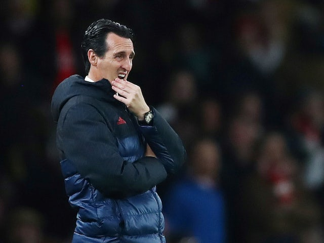 Arsenal players 'angry at Emery for not backing Xhaka'