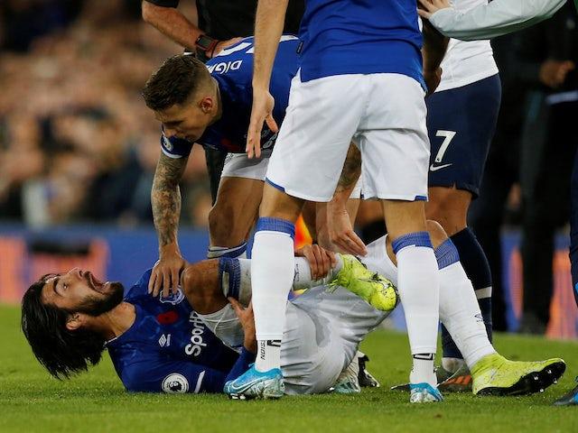 Carlo Ancelotti refusing to put pressure on fit-again Andre Gomes