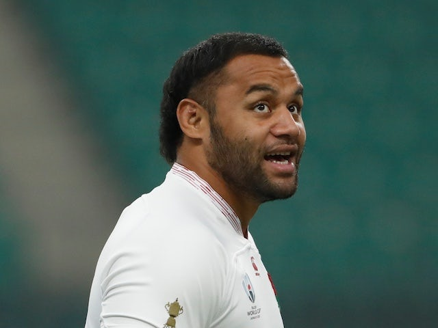 Billy Vunipola only Saracens player in England squad to play before Six Nations