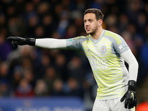 "Leicester assistant Chris Davies praises ""quality"" keeping from Danny Ward"