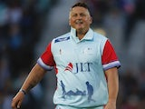 Darren Gough pictured in September 2015