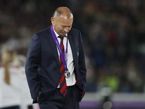 Eddie Jones refusing to discuss England future