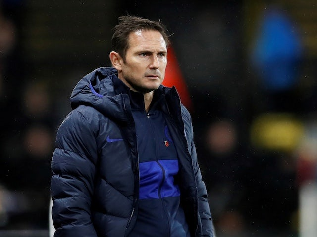Frank Lampard admits January window presents