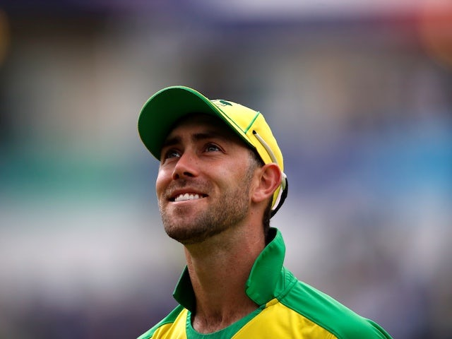 Glenn Maxwell delighted with century in Australia's second intra-squad match