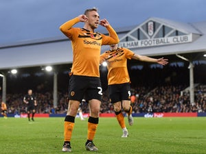 Hull cruise past Fulham at Craven Cottage