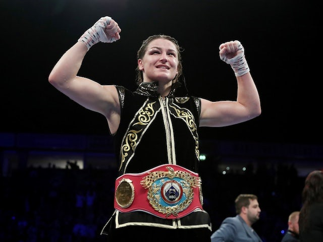 Result: Katie Taylor remains world champion courtesy of commanding display against Miriam Guiterrez