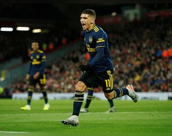 Atletico to move for Arsenal midfielder Torreira?