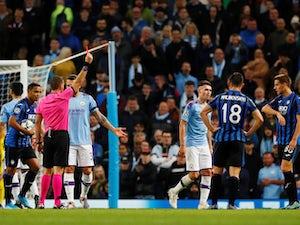 Man City injury, suspension list vs. Atalanta