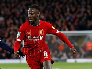 Saturday's Liverpool transfer talk: Keita, Neves, Osimhen