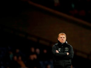 "Neil Lennon looking forward to ""titanic"" Lazio test"