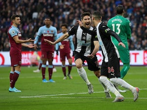 Newcastle hold off West Ham fightback to move clear of danger