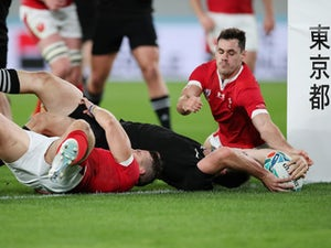 New Zealand hammer Wales in World Cup bronze medal match