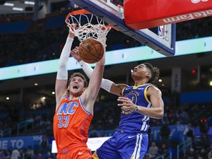 NBA roundup: Golden State Warriors suffer heavy defeat to Oklahoma City