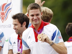 Triple Olympic rowing gold medallist Pete Reed paralysed after spinal stroke