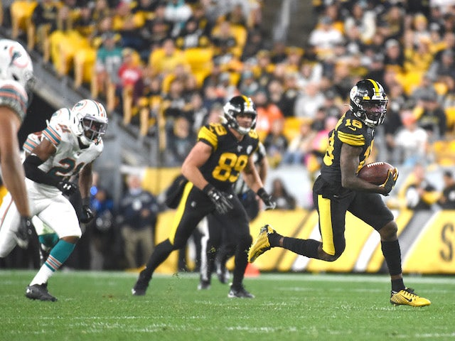 Result: Pittsburgh Steelers come from behind to beat winless Miami Dolphins