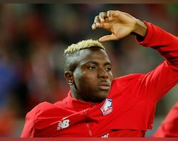 Lille owner confirms Victor Osimhen offers